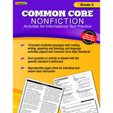 COMMON CORE NONFICTION BOOK GR 4 - Honor Roll Childcare Supply