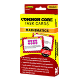 COMMON CORE MATH TASK CARDS GR K