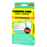 COMMON CORE MATH TASK CARDS GR 5 - Honor Roll Childcare Supply