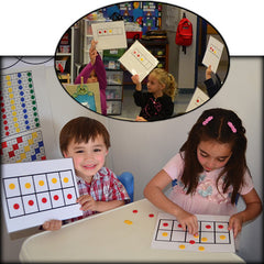 10-FRAME KIT - Honor Roll Childcare Supply