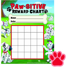 101 DALMATIANS PAW-SITIVE MINI - Honor Roll Childcare Supply