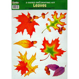 2-SIDED LEAVES - Honor Roll Childcare Supply