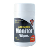 ANTI STATIC MONITOR WIPES 80 CT - Honor Roll Childcare Supply