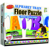 ALPHABET TRAIN PUZZLE AGES 3-6 - Honor Roll Childcare Supply