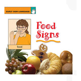 EARLY SIGN LANGUAGE FOOD SIGNS - Honor Roll Childcare Supply