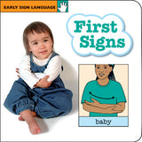 EARLY SIGN LANGUAGE FIRST SIGNS - Honor Roll Childcare Supply