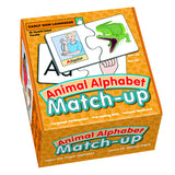 ANIMAL ALPHABET MATCHUP - Honor Roll Childcare Supply