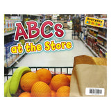 ABCS ALPHABET BOOKS SET OF ALL 4 - Honor Roll Childcare Supply