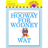CARRY ALONG BOOK & CD HOOWAY FOR