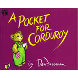 A POCKET FOR CORDUROY - Honor Roll Childcare Supply