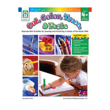 CUT COLOR TRACE & PASTE BOOK - Honor Roll Childcare Supply