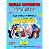 ALL TIME FAVORITE DANCES SPANISH - Honor Roll Childcare Supply