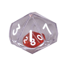 10 SIDED DOUBLE DICE SINGLE - Honor Roll Childcare Supply