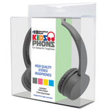 Gray KidzPhonz™ Headphone - Honor Roll Childcare Supply