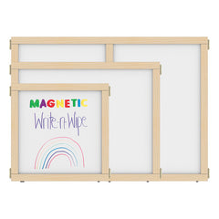 KYDZ Suite® Magnetic Write-n-Wipe Panels - Honor Roll Childcare Supply