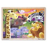AFRICAN PLAINS PUZZLE - Honor Roll Childcare Supply