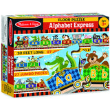 ALPHABET EXPRESS FLOOR PUZZLE - Honor Roll Childcare Supply
