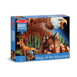 500 PC KING OF THE MOUNTAIN - Honor Roll Childcare Supply