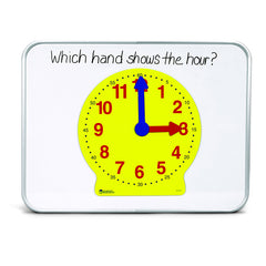 13 MAGNETIC BIG TIME LEARNING CLOCK - Honor Roll Childcare Supply