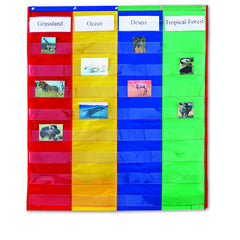 2 AND 4 COLUMN DOUBLE-SIDED POCKET - Honor Roll Childcare Supply