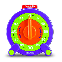 60 SECOND JUMBO TIMER - Honor Roll Childcare Supply