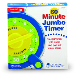 60 MINUTE JUMBO TIMER - Honor Roll Childcare Supply