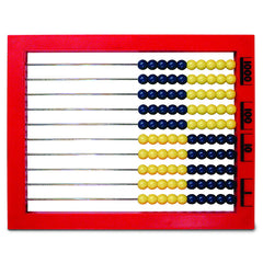 2 COLOR DESKTOP ABACUS - Honor Roll Childcare Supply