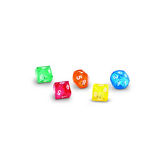 10 SIDED DICE IN DICE - Honor Roll Childcare Supply