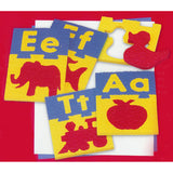 ALPHABET PUZZLE BOARDS - Honor Roll Childcare Supply