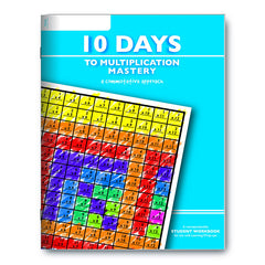 10 DAYS TO MULTIPLICATION MASTERY - Honor Roll Childcare Supply