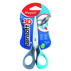 5IN SENSOFT SCISSORS RIGHT HANDED - Honor Roll Childcare Supply