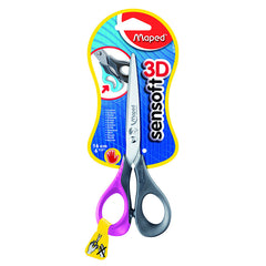 6 1/2IN SENSOFT SCISSORS LEFT - Honor Roll Childcare Supply