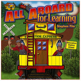 ALL ABOARD FOR LEARNING CD