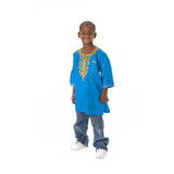 AFRICAN BOY DRESS UP
