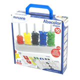 ABACOLOR SHAPES 50PC - Honor Roll Childcare Supply
