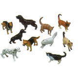 5IN PETS ANIMAL PLAYSET SET OF 10 - Honor Roll Childcare Supply