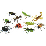 5IN INSECTS SET OF 10 - Honor Roll Childcare Supply