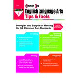 COMMON CORE ELA TIPS & TOOLS GR 4