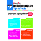 COMMON CORE ELA TIPS & TOOLS GR 8