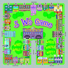 5 W S GAME LEVEL A RL 1-2 - Honor Roll Childcare Supply