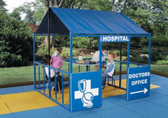 Hospital Playhouse - Honor Roll Childcare Supply
