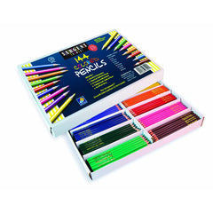 144CT SARGENT COLORED PENCIL BEST - Honor Roll Childcare Supply