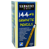 144CT GRAPHITE PENCILS - Honor Roll Childcare Supply