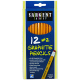 12CT HB GRAPHITE PENCILS - Honor Roll Childcare Supply