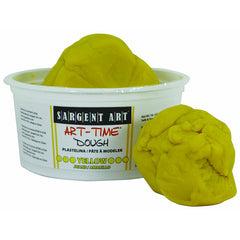 1LB ART TIME DOUGH - YELLOW - Honor Roll Childcare Supply