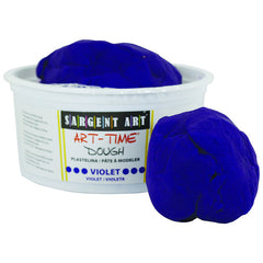 1LB ART TIME DOUGH - VIOLET - Honor Roll Childcare Supply