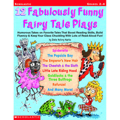 12 FABULOUSLY FUNNY FAIRY TALE - Honor Roll Childcare Supply