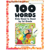 100 WORDS KIDS NEED TO READ BY 1ST - Honor Roll Childcare Supply