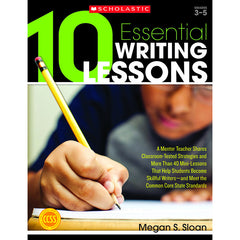 10 ESSENTIAL WRITING LESSONS - Honor Roll Childcare Supply