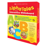 ALPHATALES INTERACTIVE E STORYBOOKS